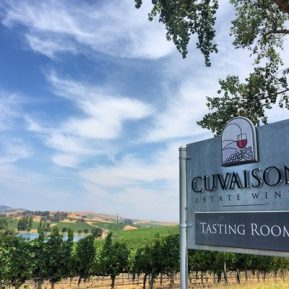 Cuvaison Estate Wines Napa