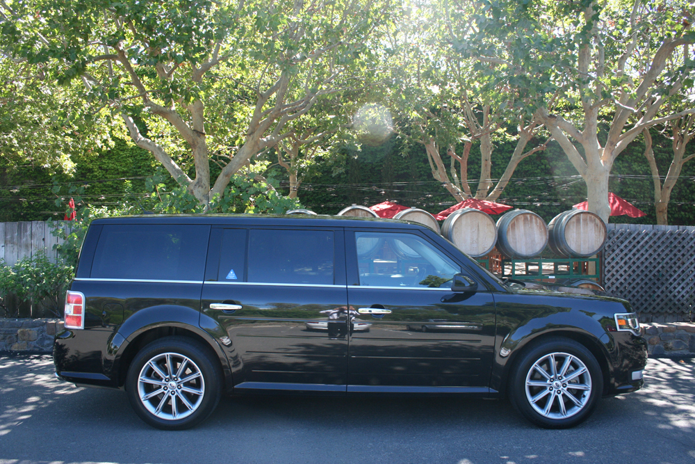 Ford Flex Suvcrossover 4wd Limited Edition 6 Passenger Limo