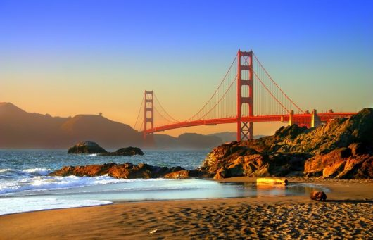 Golden Gate Bridge on the Way to Sonoma Valley