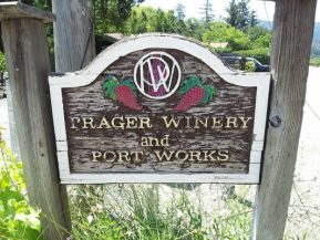 Prager Winery and Port Works