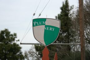 Tasting at PlumpJack Winery
