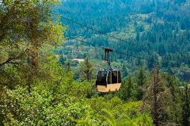 Stop at Sterling Vineyards for a ride in the gondola for a great views and wine tasting