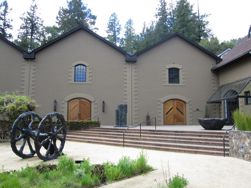 The Hess Collection Winery in Napa Valley