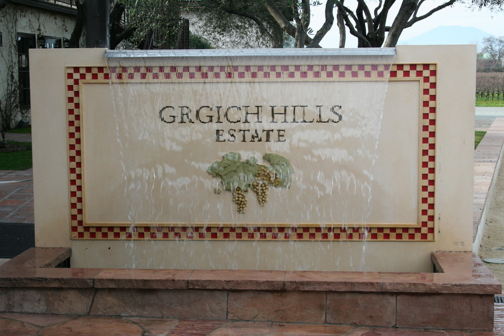 Napa Wine Tour at Grgich Hills Estate